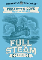 Fogarty's Cove - Medium Roast - Authentic Seacoast Full Steam Coffee Company