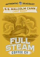S.S. Malcolm Cann - Light Roast - Authentic Seacoast Full Steam Coffee Company