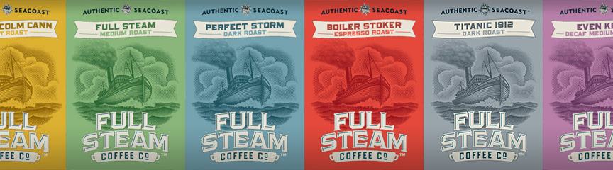 Fulls Steam Coffees